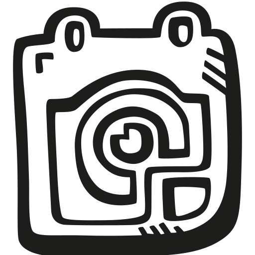 doodle, hand drawn, sketch, social, tookapic icon