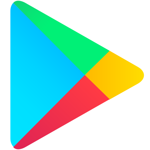 logo, market, marketplace, play, playstore icon