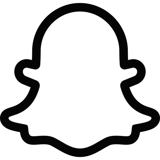 chat ghost media snapchat sns social icon. Black Bedroom Furniture Sets. Home Design Ideas