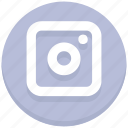 instagram, logo, social, social media icon