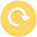 arrow, refresh, reload, sync icon