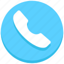 call, receiver, telephone icon