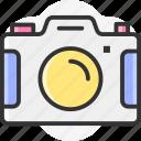 camera, ar camera, photo, picture, photograph icon
