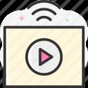 video camera, videos, video, camera, cinema icon