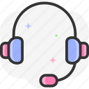 help, support, chat, technical support icon