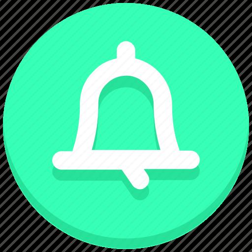 bell, notification, social media icon