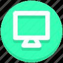 computer, lcd, screen, social media