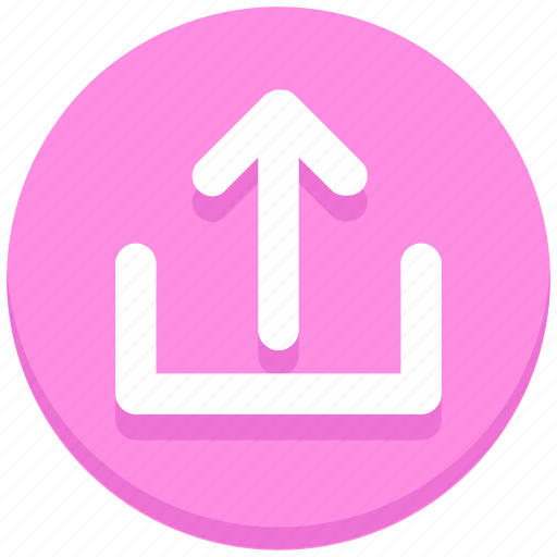 Arrow, up, upload icon - Download on Iconfinder