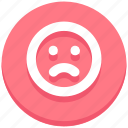 emoji, sad, social media