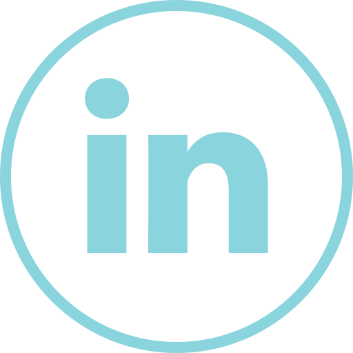 in, internet, linked, logos, social icon