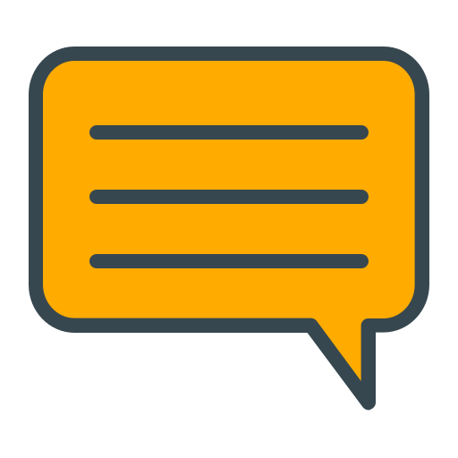 bubble, chat, communication, media, share, social, text icon