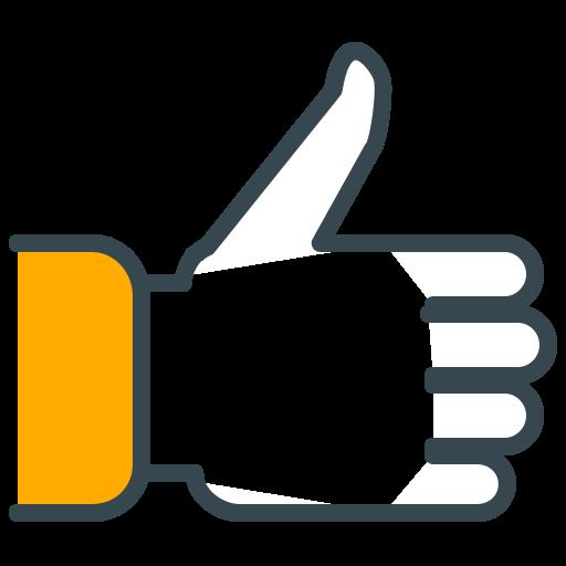 application, communication, facebook, like, media, social icon
