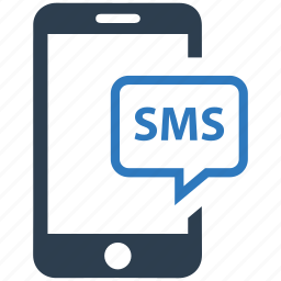 message, mobile, smart phone, sms icon