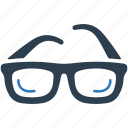 eye consultation, eyesight, glasses, optical, optician icon