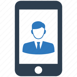 account, id, mobile, phone, picture, profile, user icon