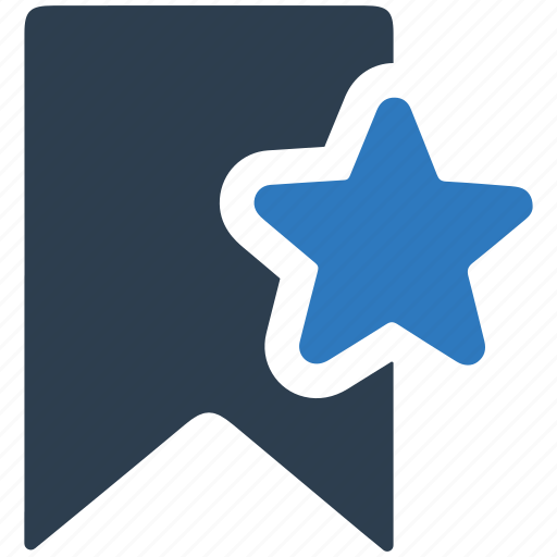 Award, bookmark, favourite, star icon - Download on Iconfinder