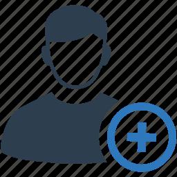 add, add friend, adding, boy, plus, social media, user icon