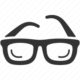 eye, glasses, spectacles, view icon