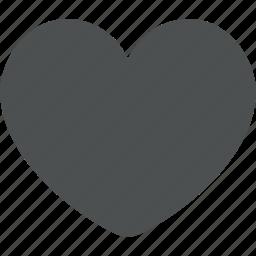favorite, heart, like, love, shape icon
