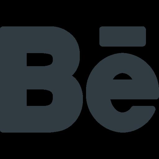 Media, logo, behance, social icon - Free download