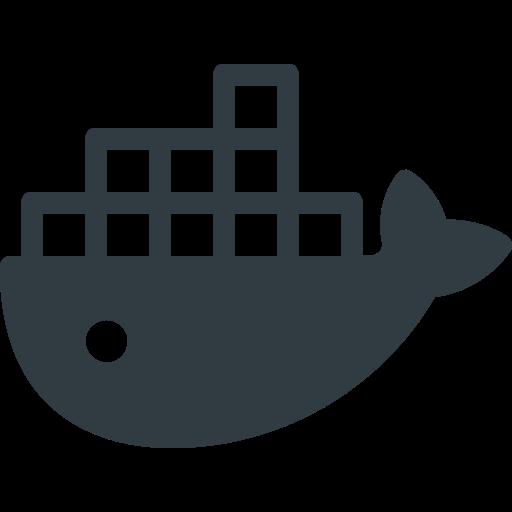 Docker, logo, media, social icon - Free download