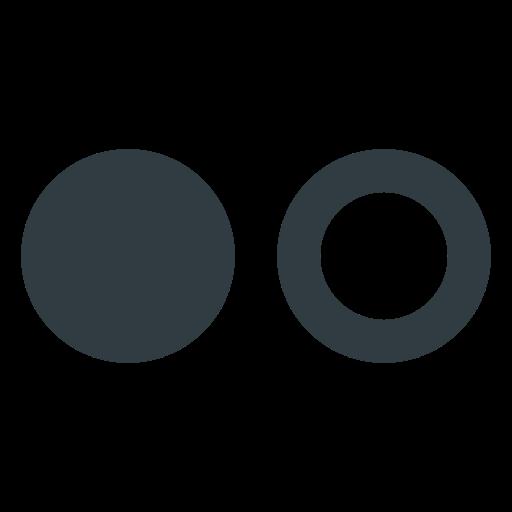 Flickr, logo, media, social icon - Free download