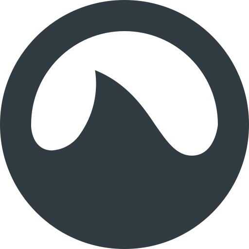 grooveshark, logo, media, social icon