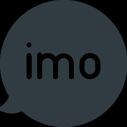 imo, logo, media, social icon