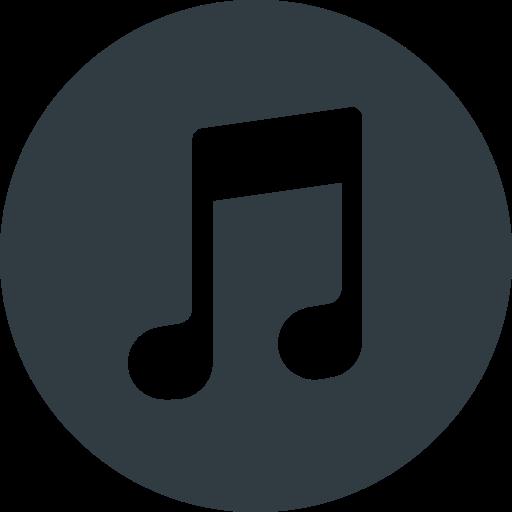 Itunes, logo, media, social icon - Free download