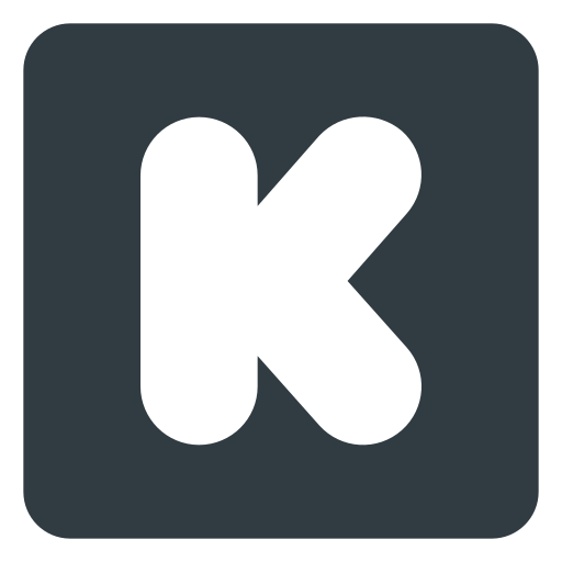 Kickstarter, logo, media, social icon - Free download
