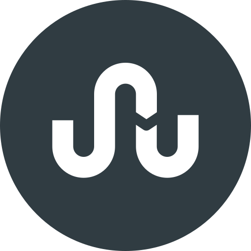 logo, media, social, stumbleupon icon