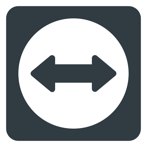 Logo, media, social, teamviewer icon - Free download