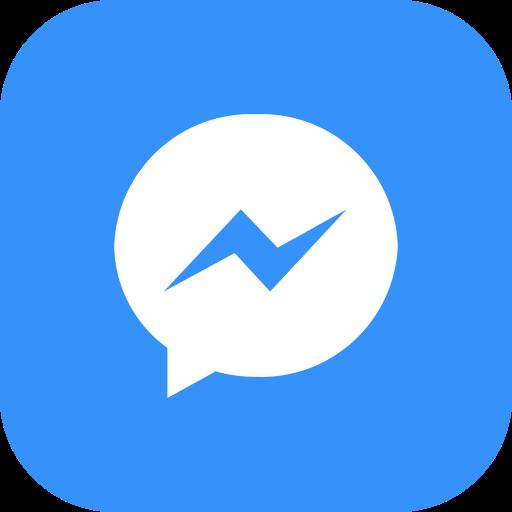 Hasil gambar untuk logo face messenger