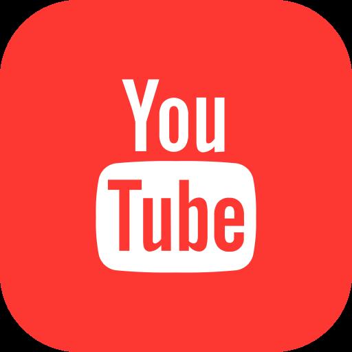 android, app, global, ios, media, social, youtube icon