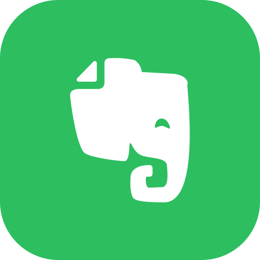 android, app, evernote, global, ios, media, social icon