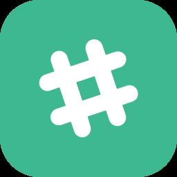 android, app, global, ios, media, slack, social icon
