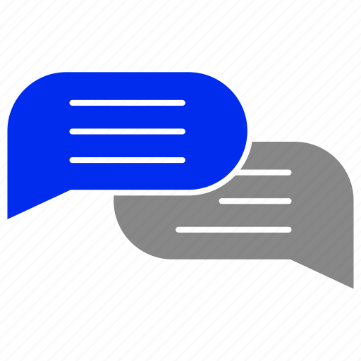 chat, communication, conversation, message, speech icon