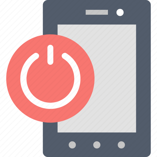 Power, battery, charge, device, energy, tablet, turn off icon - Download on Iconfinder