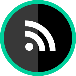logo, media, online, rss, social icon