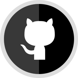 github, logo, media, online, social icon