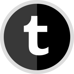 logo, media, online, social, tumblr icon