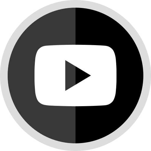 logo, media, online, play, social, youtube icon