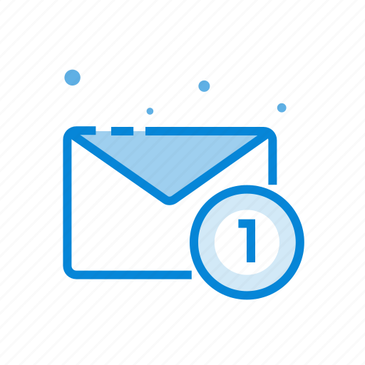 communication, inbox, mail, message icon