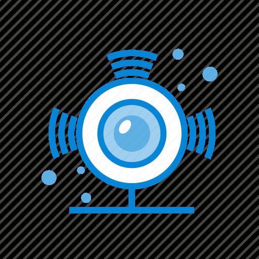 camera, computer, device, web icon