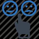 emoji, emoticon, feedback, rating, review