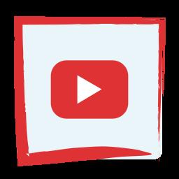 social media icon 03 256 [Alex Nekrashevich] Оформление YouTube канала с нуля. Дизайн для YouTube канала.