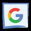 google, media, social