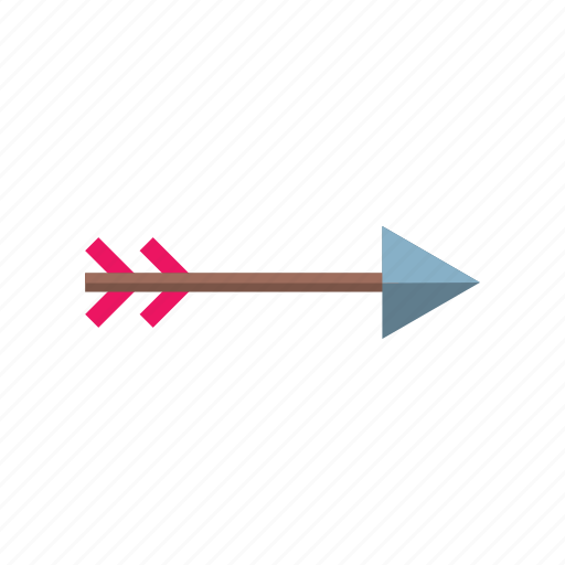arrow, direction, east, location, pointer, pointing, right icon