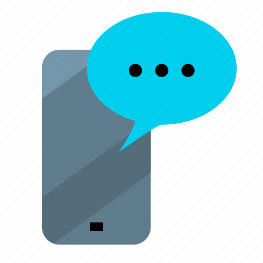 chat, communication, conversation, message, mobile, sms, talk icon
