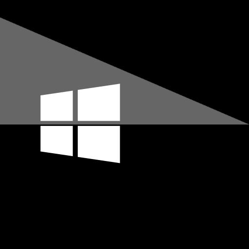 flag, media, social, windows icon